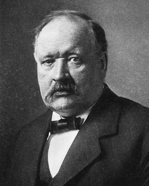 . Svante August Arrhenius