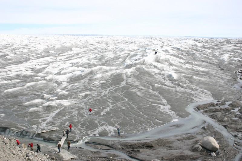 Lądolód Grenlandii