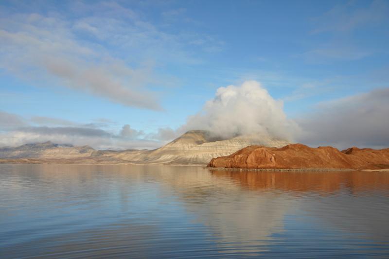 Wolna od lodu Arktyka