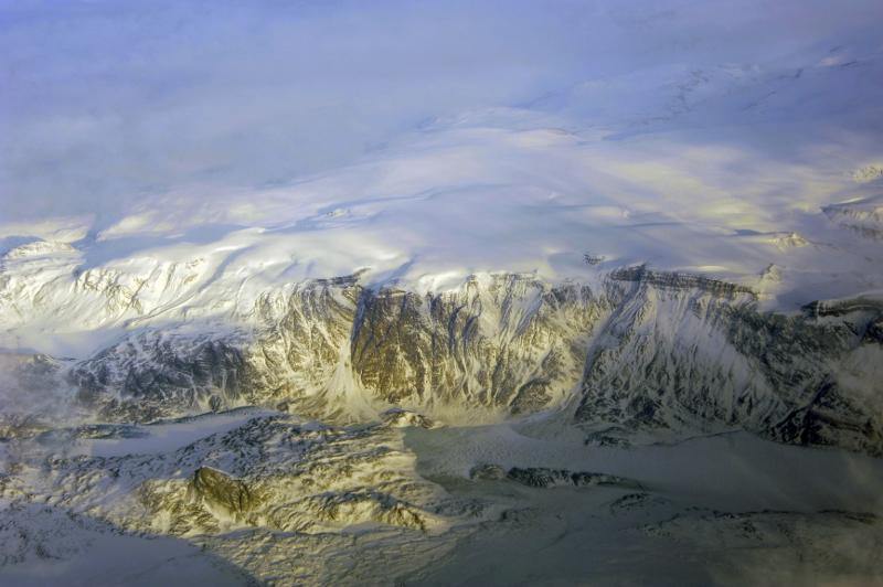 Grenlandzki lądolód