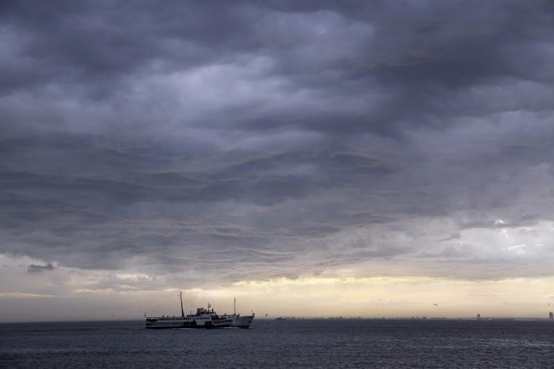 Niskie chmury warstwowo-kłębiaste