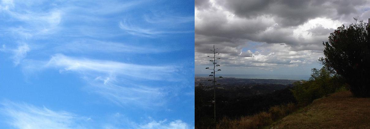Rola chmur w klimacie