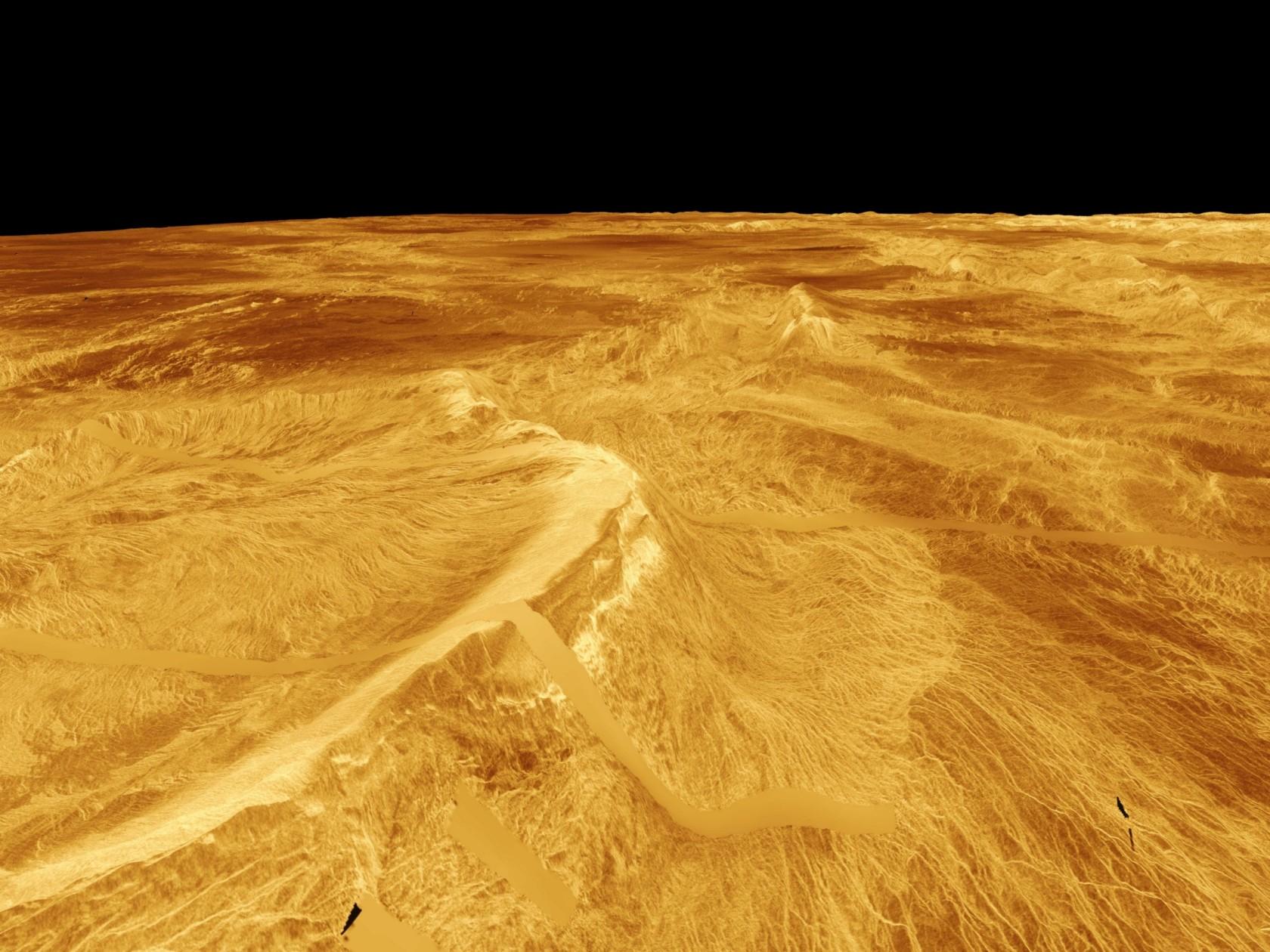 Powierzchnia Wenus