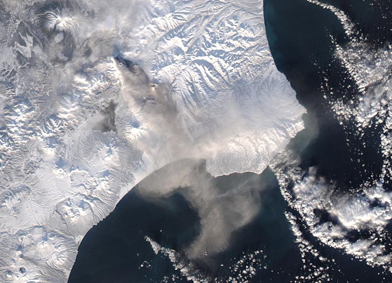 Pyły wulkaniczne i chmury