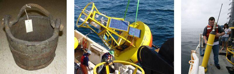 Pomiary temperatury na oceanach