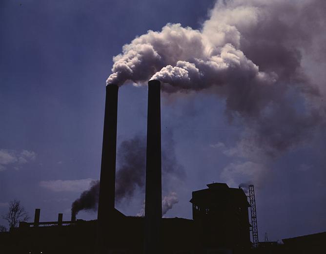 Spalanie paliw kopalnych