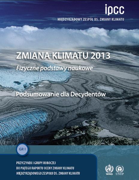 Streszczenie 5 raportu IPCC