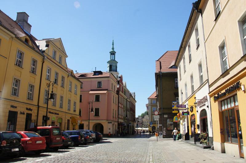 Poznań - starówka