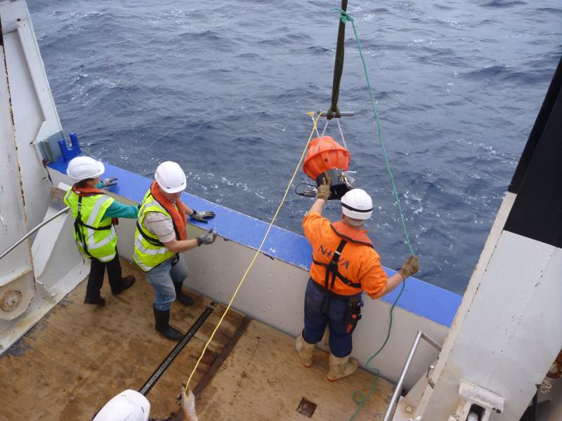 Badanie oceanu