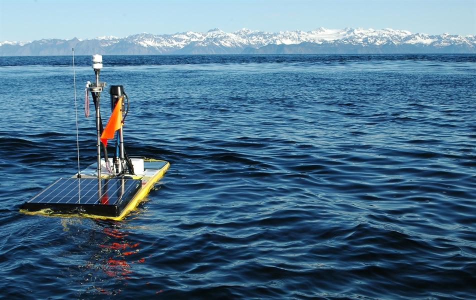 Pomiary emisji CO2 z oceanu