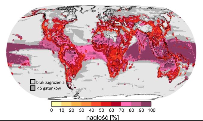 Zmiana klimatu a ekosystemy: nagłość zmiany bioróżnorodności